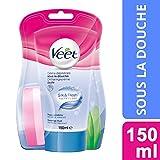 Veet In-Shower Haarentfernungscreme Sensitive, 150ml