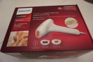 IPL Haarentfernung Lumea Advanced Verpackung Philips SC1997/00